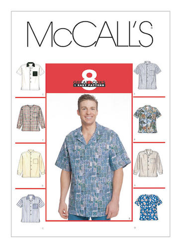 McCalls 2149 Pattern Image